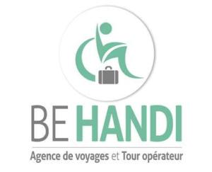 Logo de BeHandi